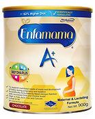 Enfamama A+ Maternal & Lactating Formula, Chocolate, 900g