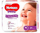 Huggies Platinum Pants, XL, 24pcs