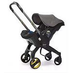Doona Infant Car Seat Stroller, Grey Hound