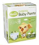 Chikool Air Baby Pants, XL, 20pcs
