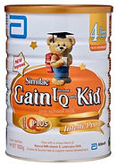 Similac Gain IQ Pre-School Milk, Stage 4, 1.8kg