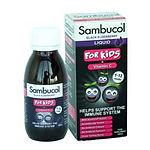 Sambucol Kids Liquid, UK Version, 120ml