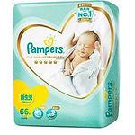 Pampers Premium Care Diaper, NB, 66pcs
