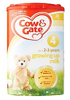 Cow & Gate Growing-Up Milk, Stage 4, 38 servings