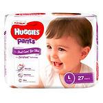 Huggies Platinum Pants, L, 27pcs