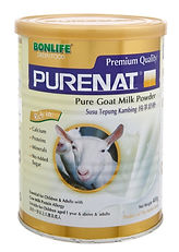 Bonlife Purenat Pure Goat Milk Powder, 400g