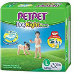PetPet Day Night Pants, L, 66pcs