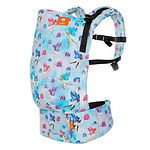 Baby Tula Free-to-Grow Baby Carrier, Pixieland