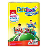 Babylove Playpants Baby Diapers, XL, 48pcs