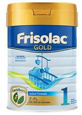 Frisolac Gold Infant Formula 2'-FL, Stage 1, 400g