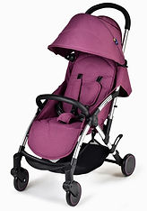 Unilove Slight Premium Baby Pushchair, Bordeaux Purple