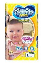 MamyPoko Pants Standard, L, 52pcs