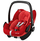 Maxi-Cosi Pebble Pro i-Size Car Seat, Nomad Red