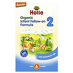 Holle Organic Infant Follow-on Formula, Stage 2, 600g