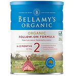 Bellamy's Organic Follow-on Formula, Stage 2, 900g