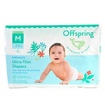 Offspring Ultra-Thin Diapers, M, 38pcs