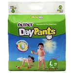 PetPet Day Pants, L, 66pcs