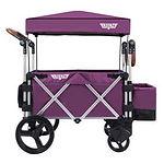 Keenz 7S Stroller Wagon, Purple