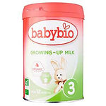 Babybio Organic Growing-Up Milk, Stage 3, 900g