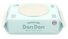 Dori Dori Soft Embo Gentle Baby Wipes, 100s