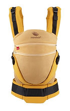 Manduca XT Cotton Carrier, Denimgold Toffee