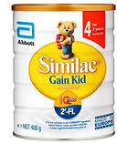 Similac Gain Kid 2'-FL Stage 4, 400g