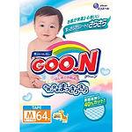 Goo.N Diapers Japan version, M, 64pcs