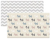 Parklon Bumper Playmat, Pure Little Terrier, XL15