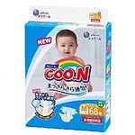 Goo.N Diapers Japan version, M, 68pcs