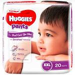 Huggies Platinum Pants, XXL, 20pcs