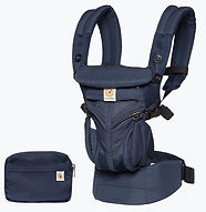 Ergobaby Omni 360 Baby Carrier, Cool Air Mesh, Midnight Blue