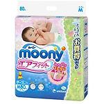 Moony Air Fit Tape, M, 80pcs