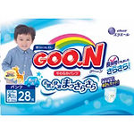 Goo.N Pants Japan version for Boys, XXL, 28pcs
