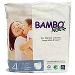 Bambo Nature Training Pants, L, 22pcs
