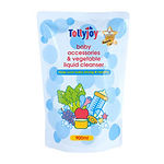 Tollyjoy Baby Accessories & Vegetable Liquid Cleanser, Refill, 900ml