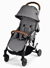 Unilove Slight Premium Baby Pushchair, Alps Grey