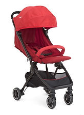 Joie Pact Stroller, Cranberry