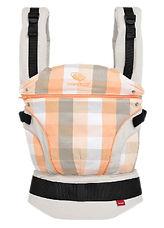 Manduca Limited Edition Baby Carrier, Vivid Orange