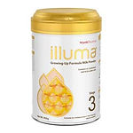 illuma Growing-Up Formula Milk Powder, Stage 3, 900g