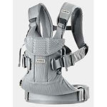 Babybjorn One Air Baby Carrier, Silver