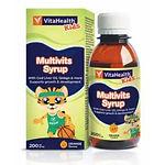 VitaHealth Kids Multivits Syrup, 200ml