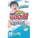 Goo.N Diapers Japan version, L, 54pcs