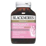 Blackmores Pregnancy & Breast-Feeding Advanced, 60caps