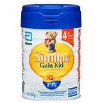 Similac Gain Kid 2'-FL Stage 4, 850g