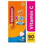 Redoxon Kids Tutti Frutti Chewables Tablets, 90s