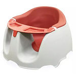 Lucky Baby Snappi Baby Chair With Tray, Red