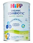 HiPP Combiotic Organic Follow On Milk, Stage 2, 900g