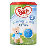 Cow & Gate Growing-Up Milk, Stage 3, 30 servings
