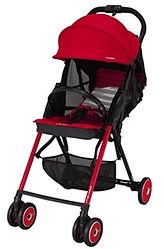 Combi F2plus AF Stroller, Burning Red