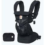 Ergobaby Omni 360 Baby Carrier, Cool Air Mesh, Onyx Black